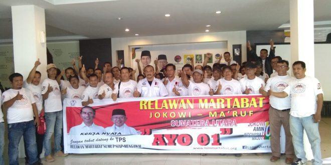 Relawan Martabat Politik Uang Pada Pemilu 2019